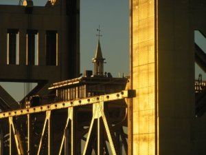 The Tower Bridge, Sacramento