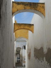 Olhao alleyway