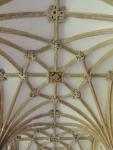Cloister ceiling
