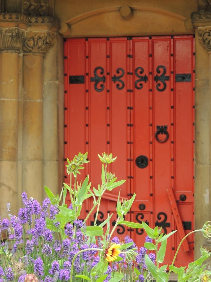 Door of St Barts
