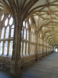 South cloister