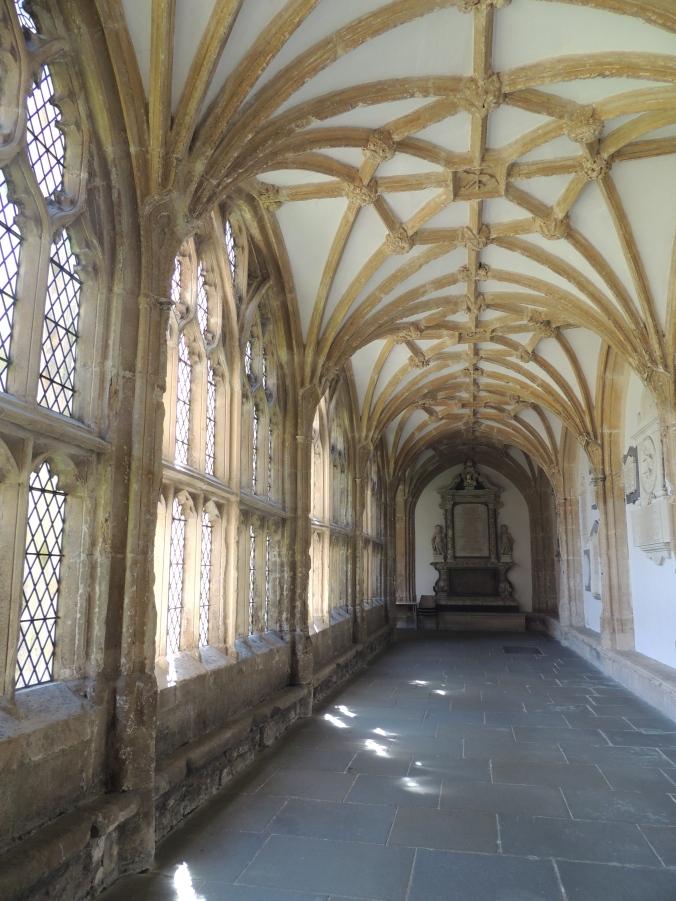 West cloister