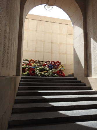 Remembering the unknown soldiers