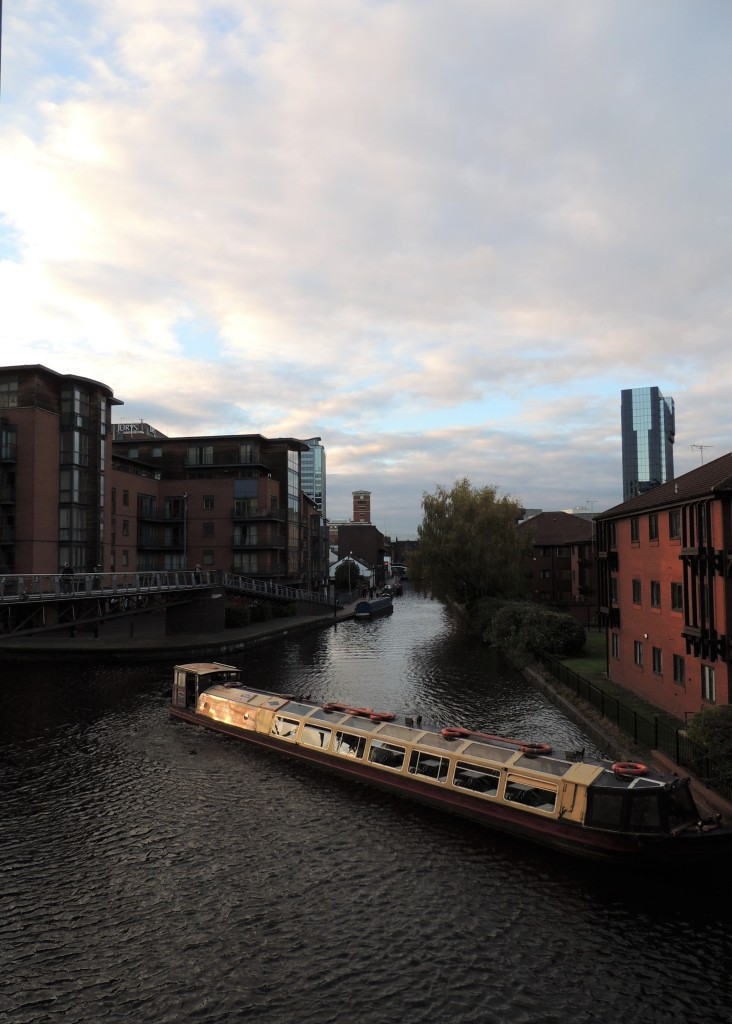 Birmingham canal network