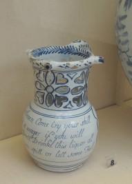 A puzzle jug