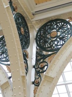 Ironwork detailing