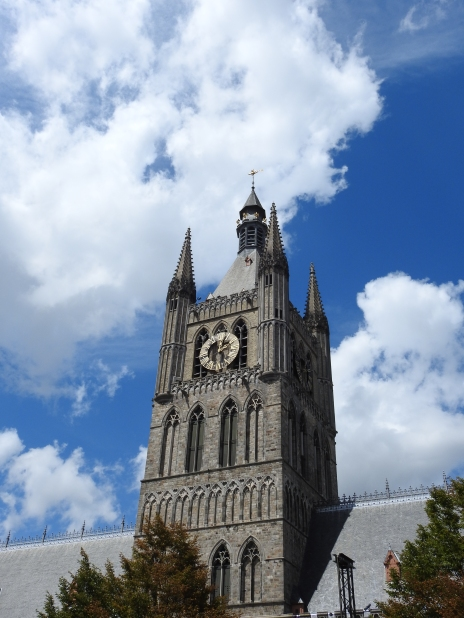 Ypres Bell Tower