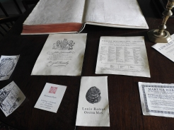 Desk of the Clerk of the Kitchens
