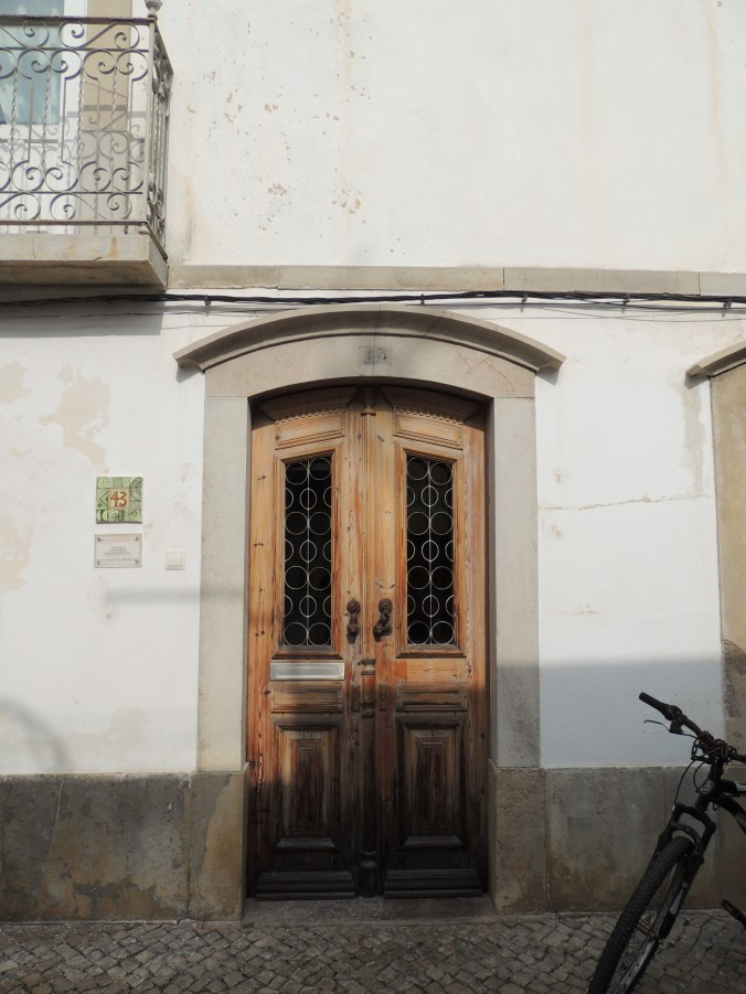 Thursday Doors in Tavira