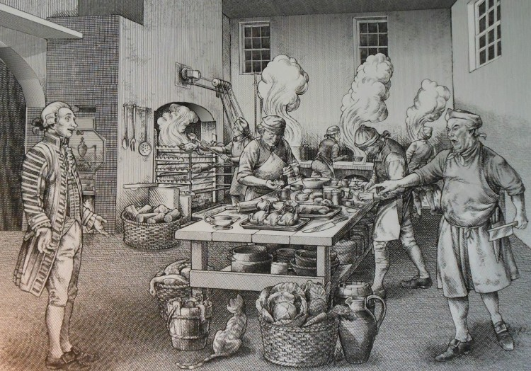 Kitchen at Kew