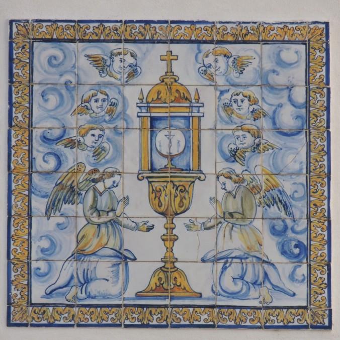 ecclesiastical tiles