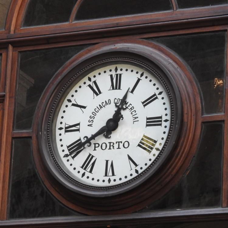 Porto Clock