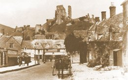 From Corfe village gallery