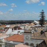 Tavira's hipped roofs