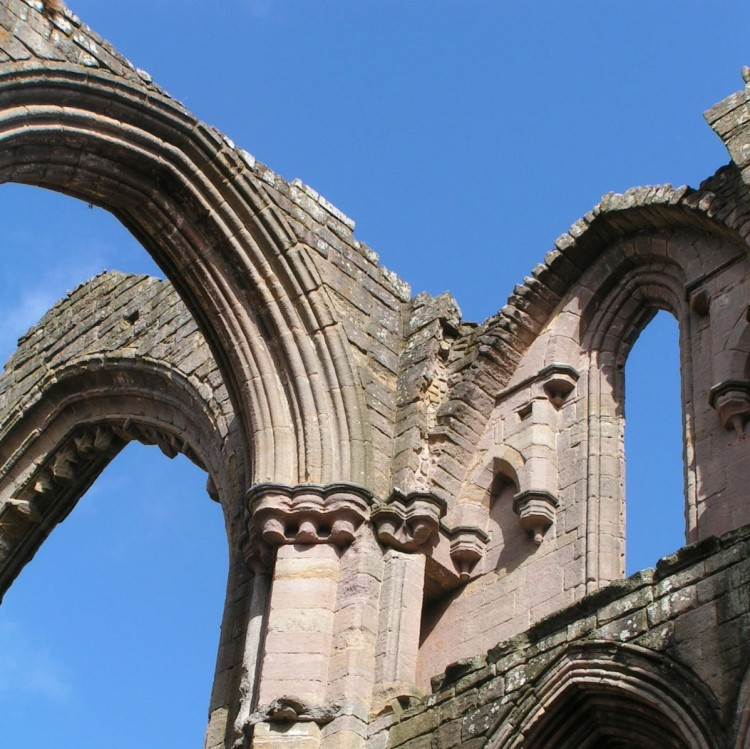 Lost Roof of Fountains Abbey