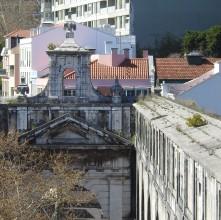 Garden roof in Lisboa