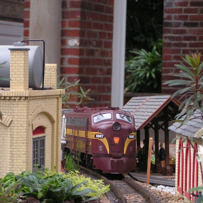 Model Railway at Phipps