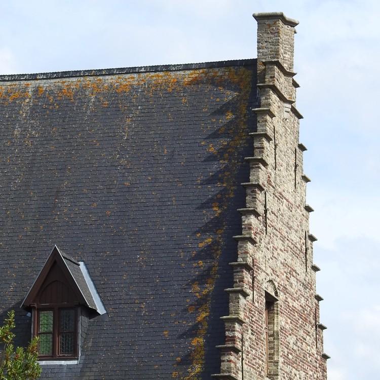 Roof Shadows in Belgium
