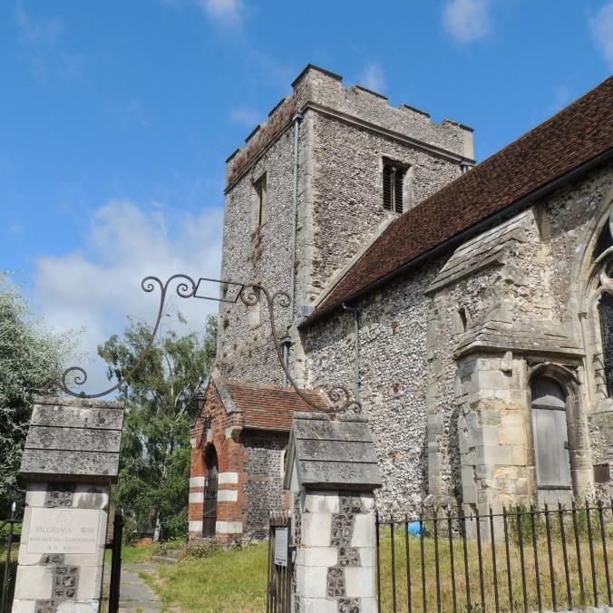 St John's the Baptist, Winchester