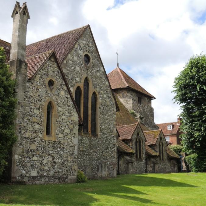 St Bartholomew's