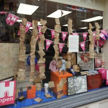 Turning towns pink this September