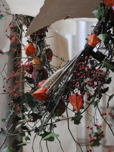 Flower sculptures