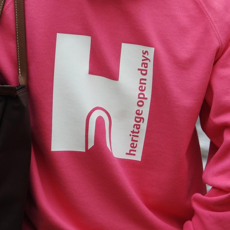 Heritage Open days volunteer (Photographer Becky)