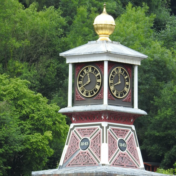 Shropshire Clock