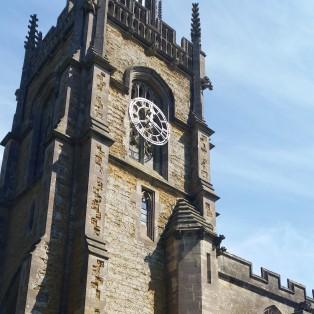 All Saints, Castle Cary