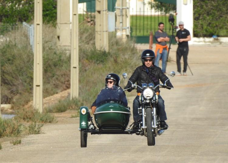 Motorbike Algarve
