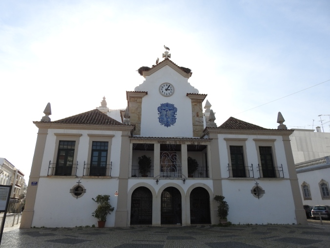 Back of main Church