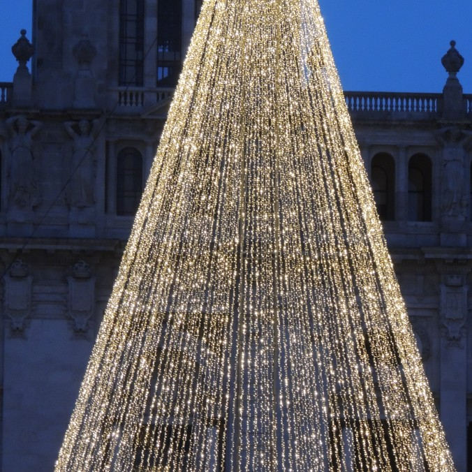 Porto's Christmas Tree