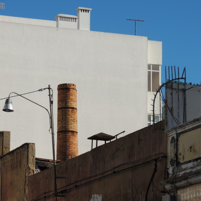 Olhao rooftops