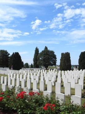Nearly 12,000 buried here