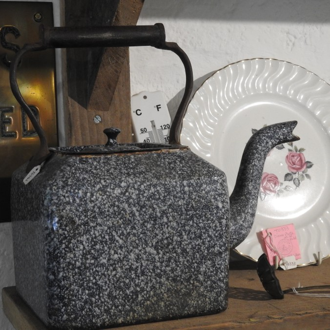 Kettle in Castle Cary