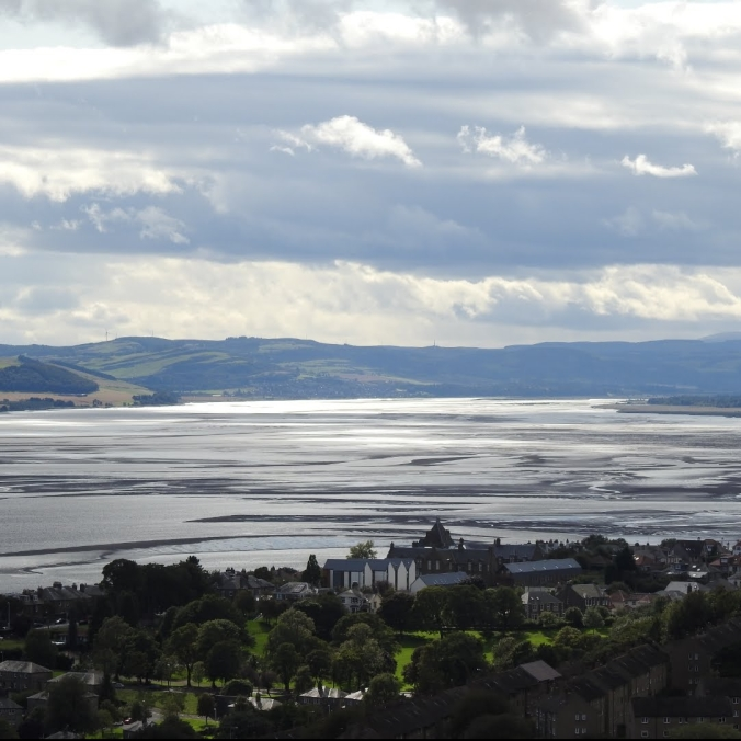 River Tay, Dundee