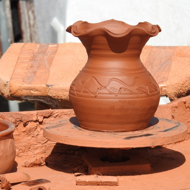 Pottery lines