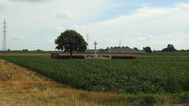 Track X Cemetery