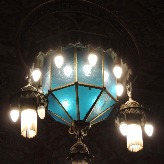Downlight or lamplight
