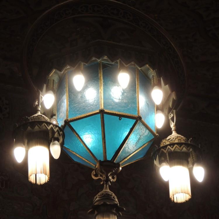Downlight or lamplight