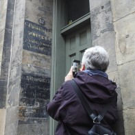 Anabel's ghost signs