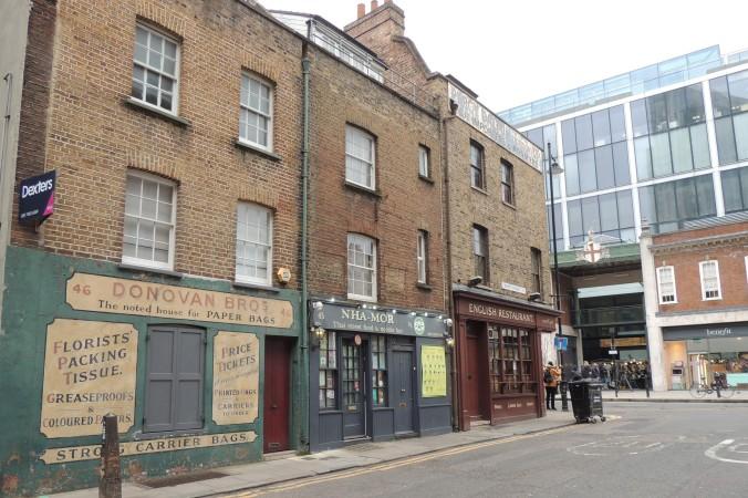 Crispin Street, Spitalfields