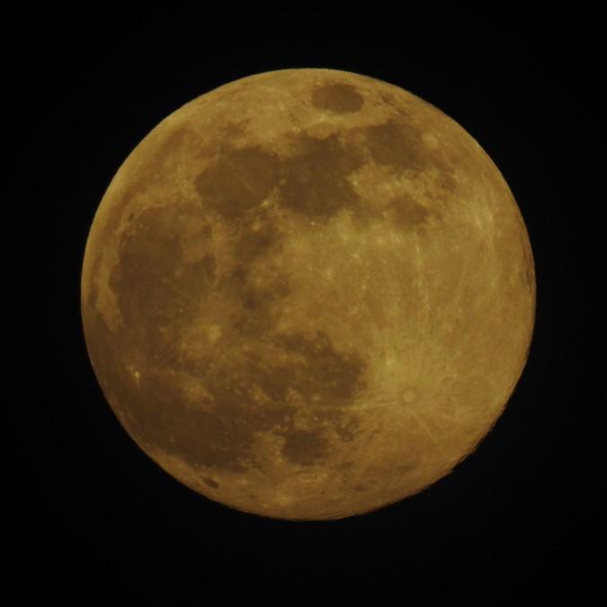 Super Moon 7-8 April 2020